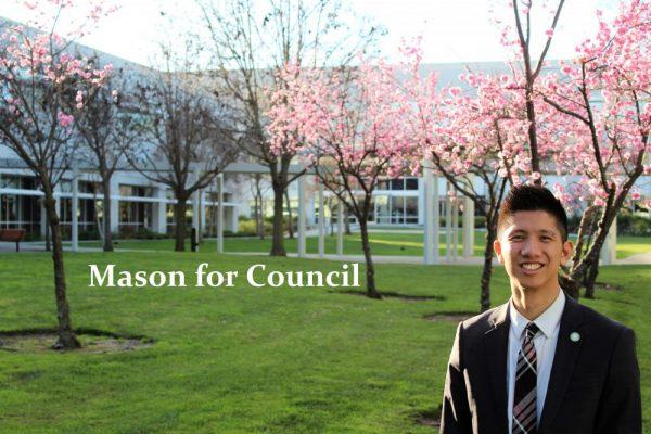 Mason for Sunnyvale